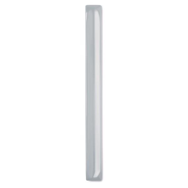 Snap-Reflektorband 32x3xcm Enrollo + - silber