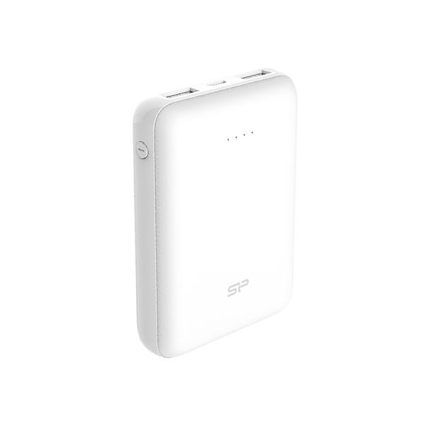 Powerbank SILICON POWER 10000 mAh , biały