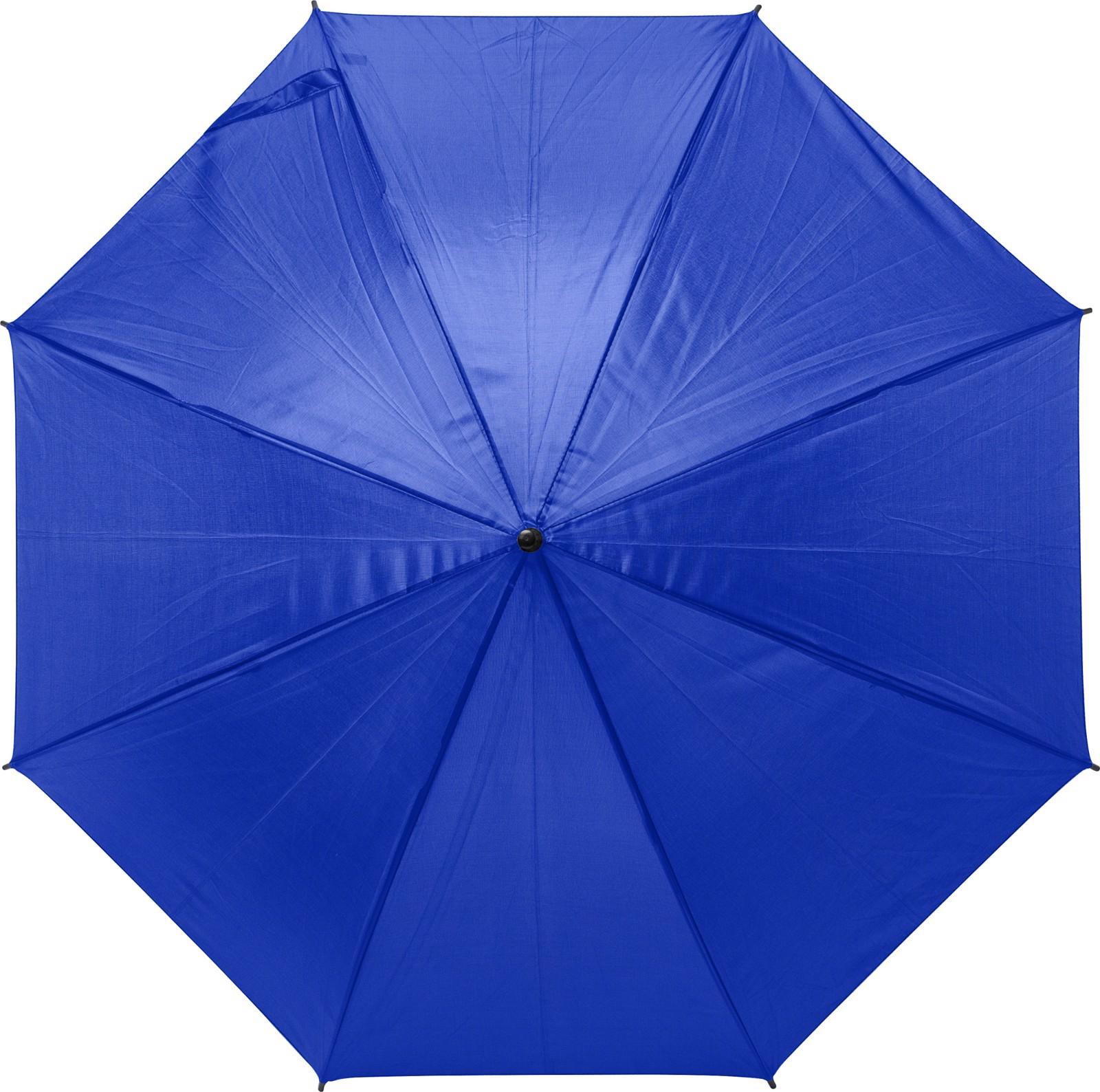 Polyester (170T) umbrella - Blue