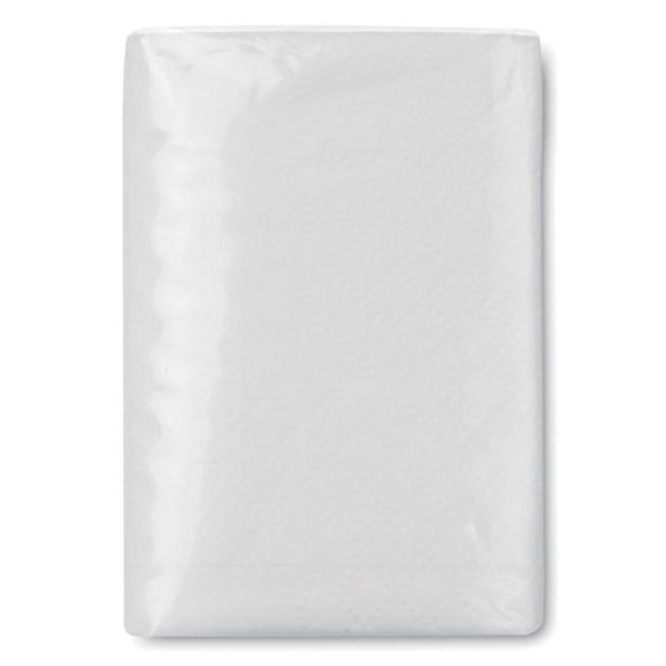 Mini balení kapesníků Sneezie - white
