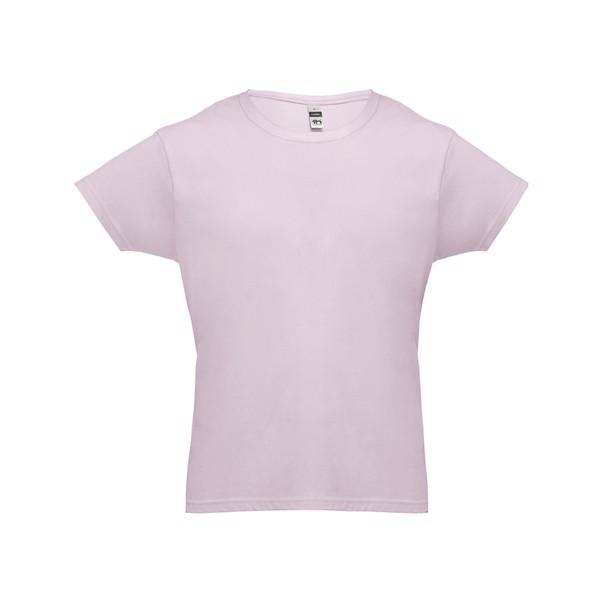 THC LUANDA. Men's t-shirt - Pastel Pink / M