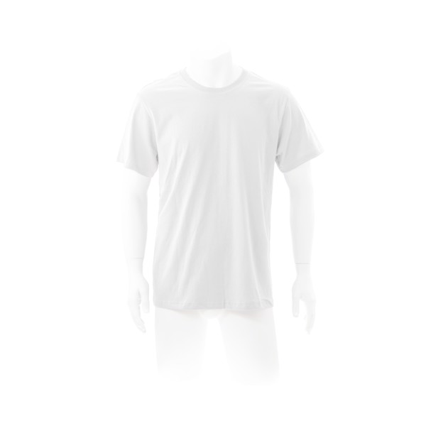 "T-Shirt Adulto Branca ""keya"" MC180-OE - Branco / S"