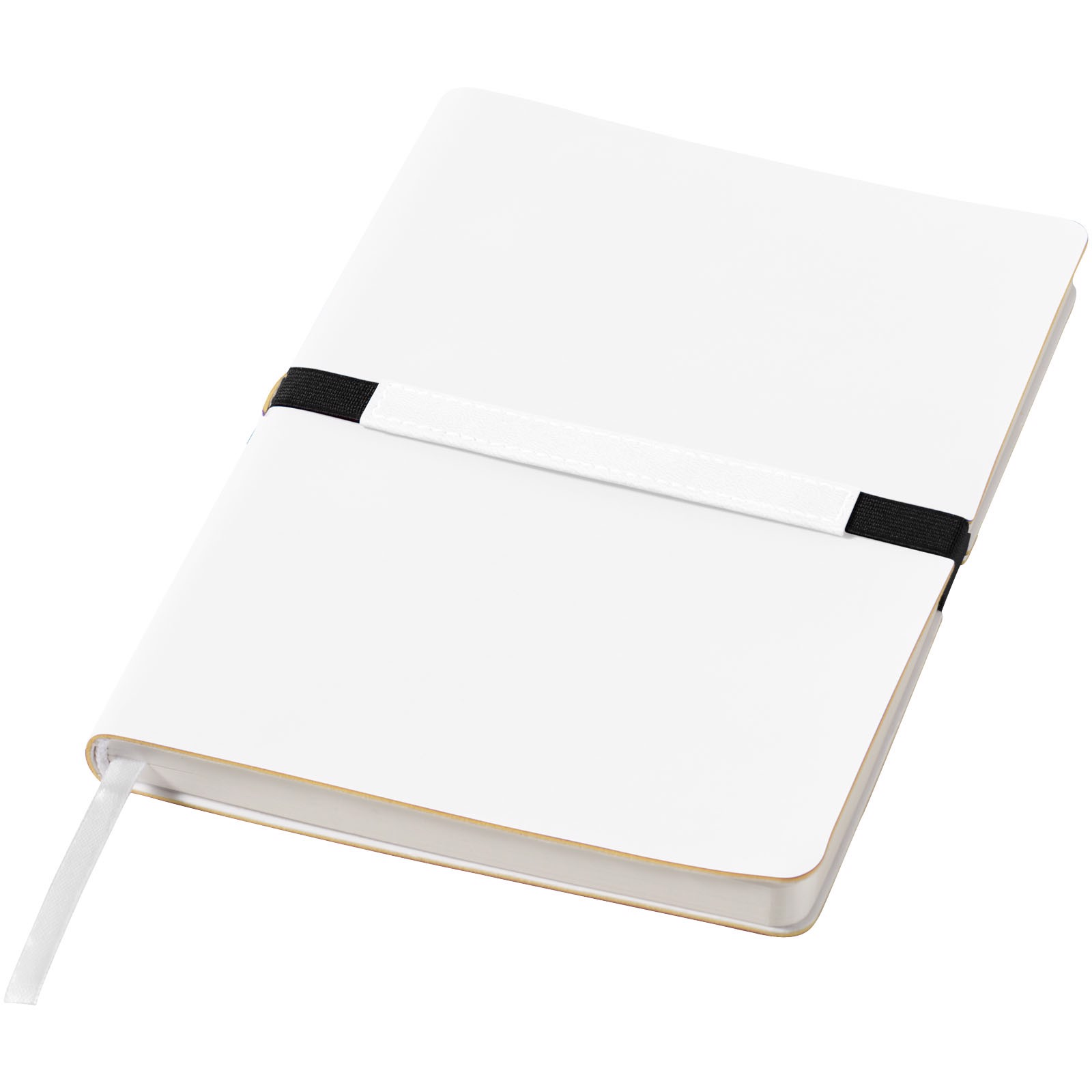 Stretto A5 Soft Cover Notizbuch - Weiss