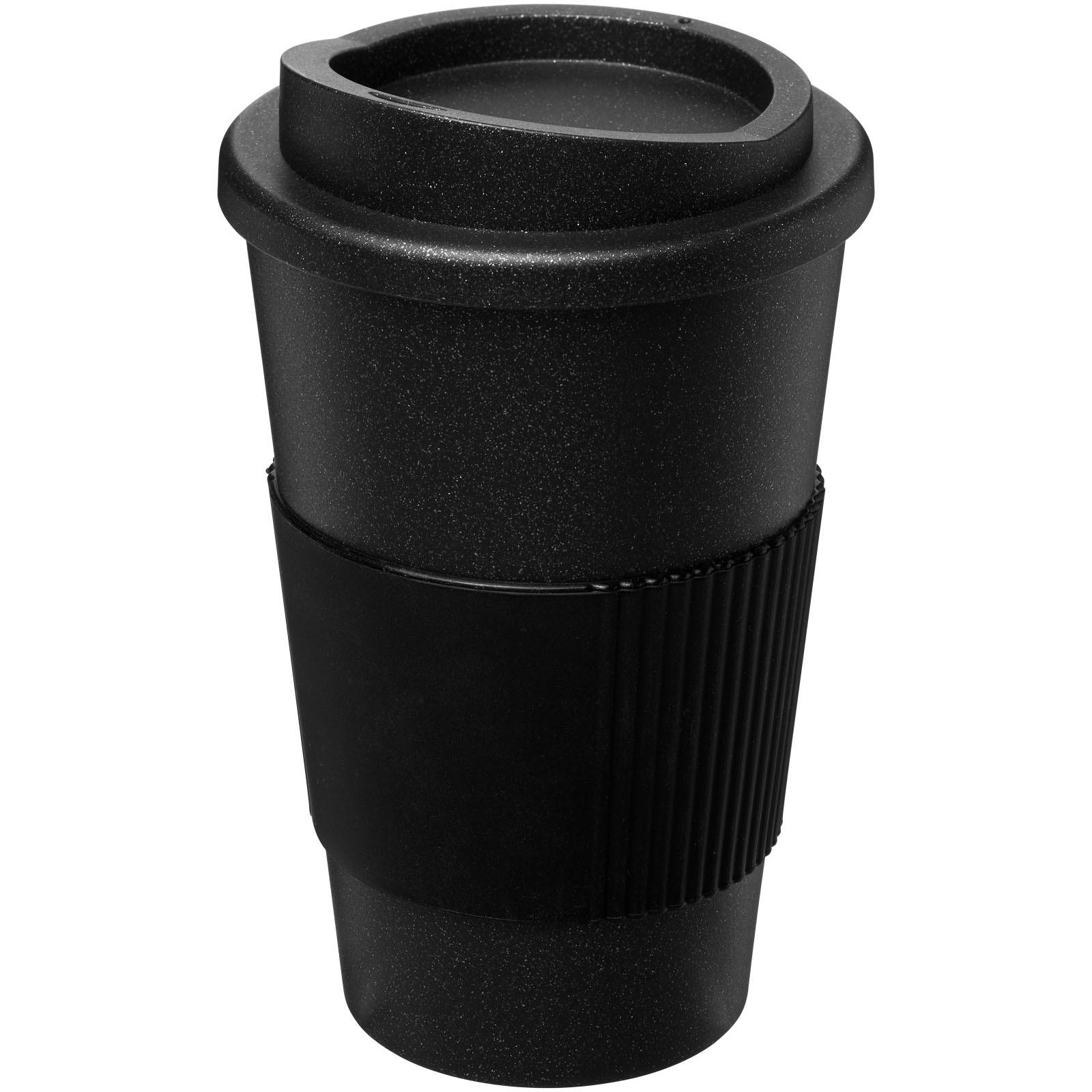Americano® Vaso térmico Midnight de 350 ml - Negro intenso