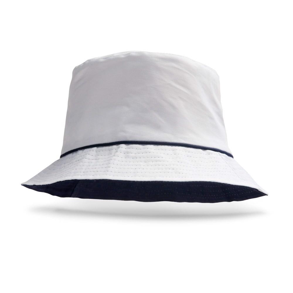 OLSEN. Καπέλο κουβά - Λευκό
