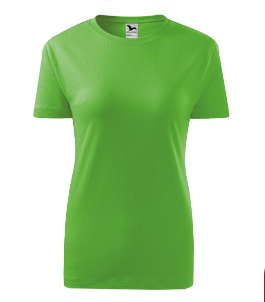 Tričko dámské Malfini Classic New - Apple Green / 2XL