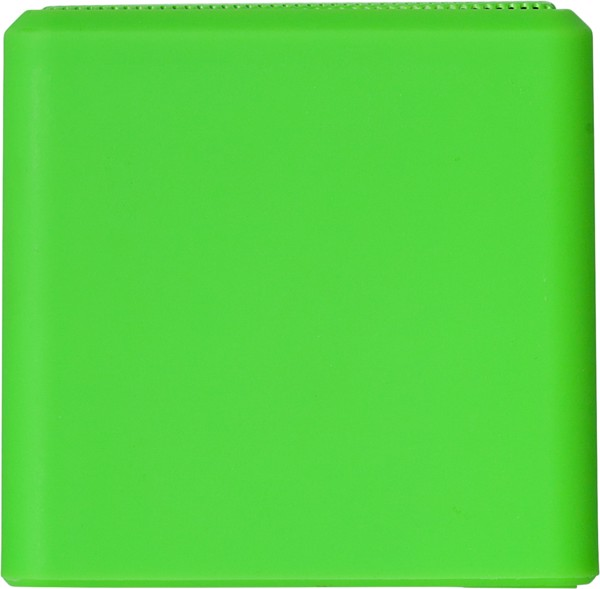 Plastic speaker featuring wireless technology - Lime