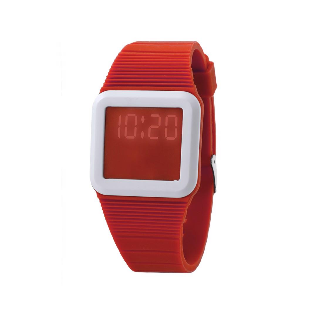Reloj Terax - Rojo