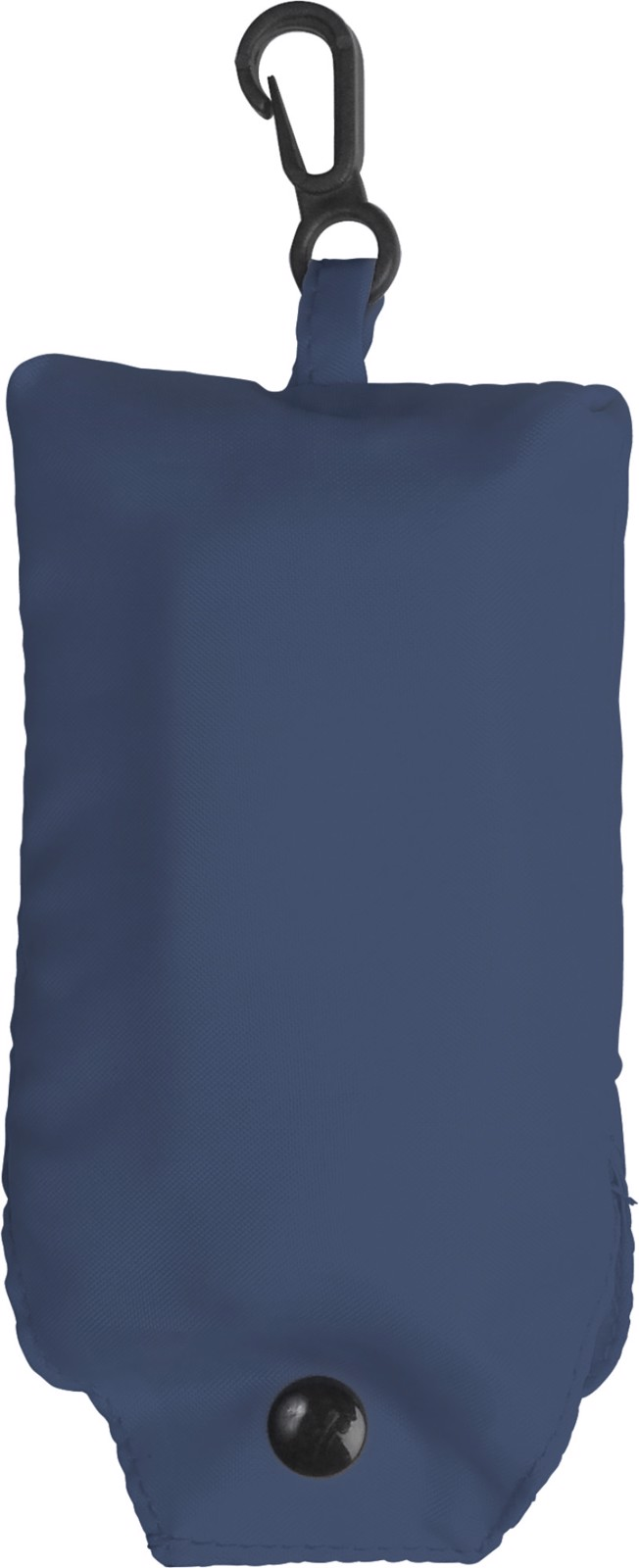 Polyester (190T) shopping bag - Blue