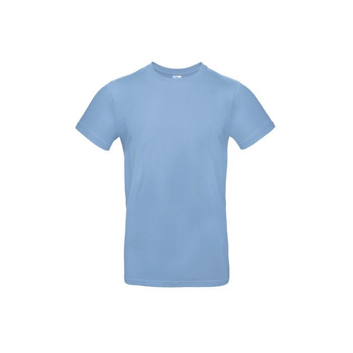 T-shirt male 185 g/m² #E190 T-Shirt - Sky / XS
