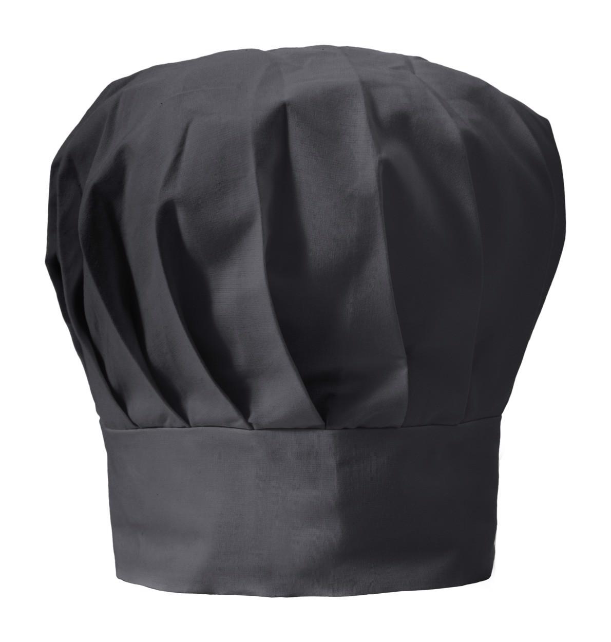 Bonetă Bucătar Nilson - Negru