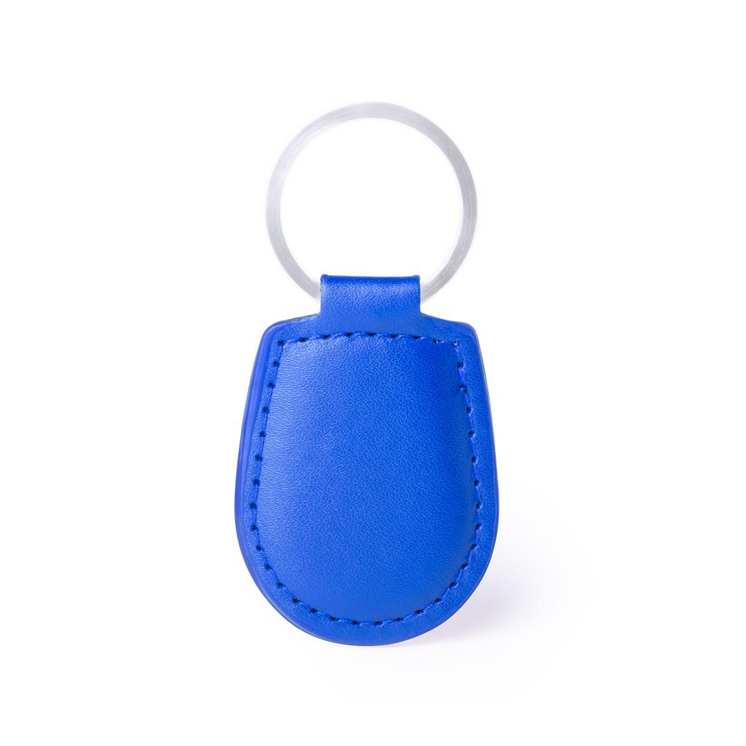 Llavero Pelcu - Azul