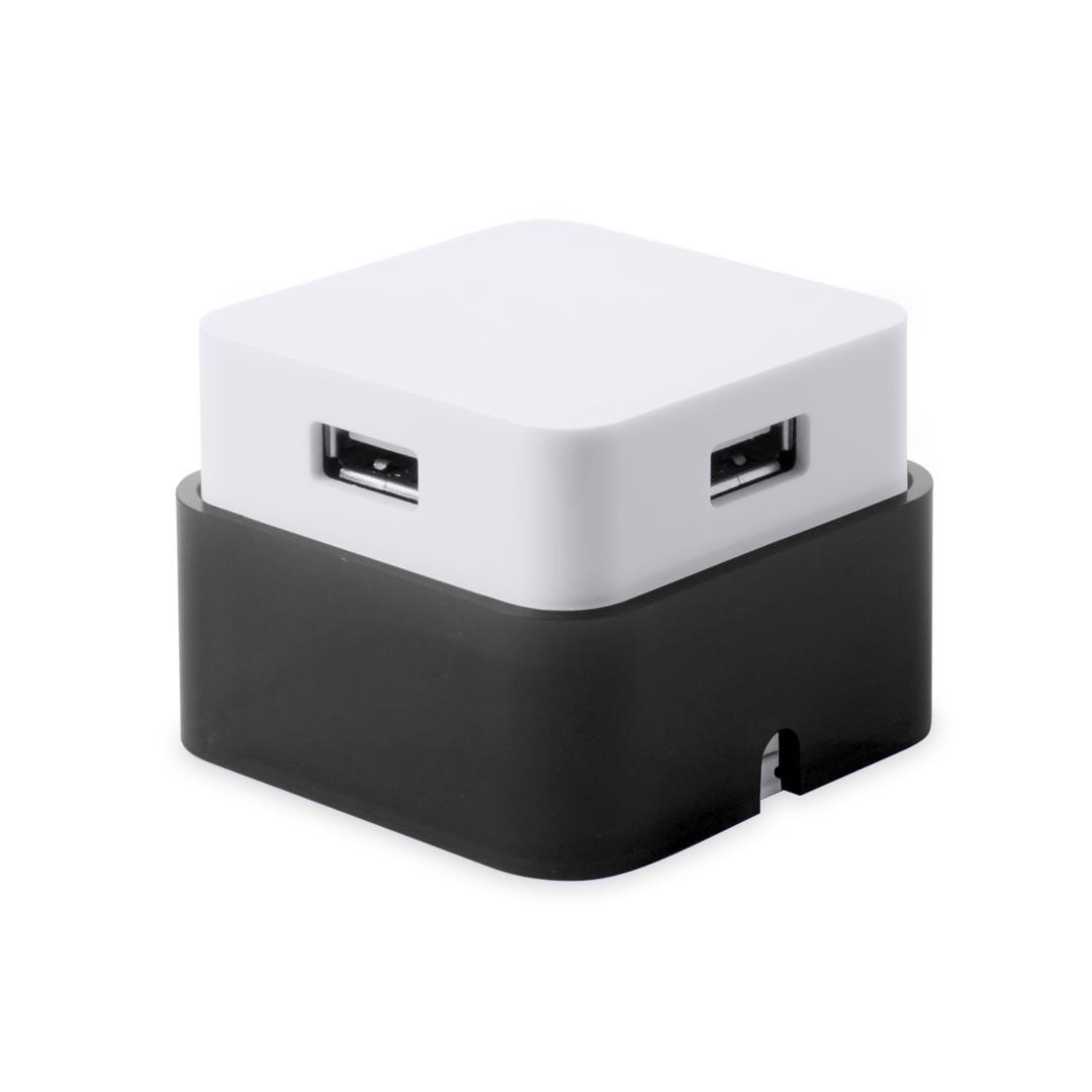 Puerto USB Dix - Negro