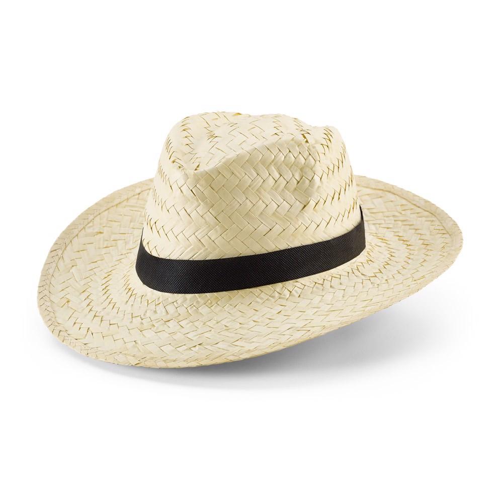 EDWARD. Φυσικό ψάθινο καπέλο