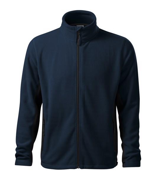 Fleece men's Malfini Frosty - Navy Blue / S