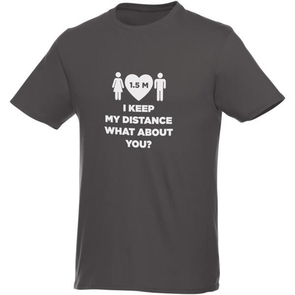 Heros kurzärmliges T-Shirt für Herren - Storm Grey / M