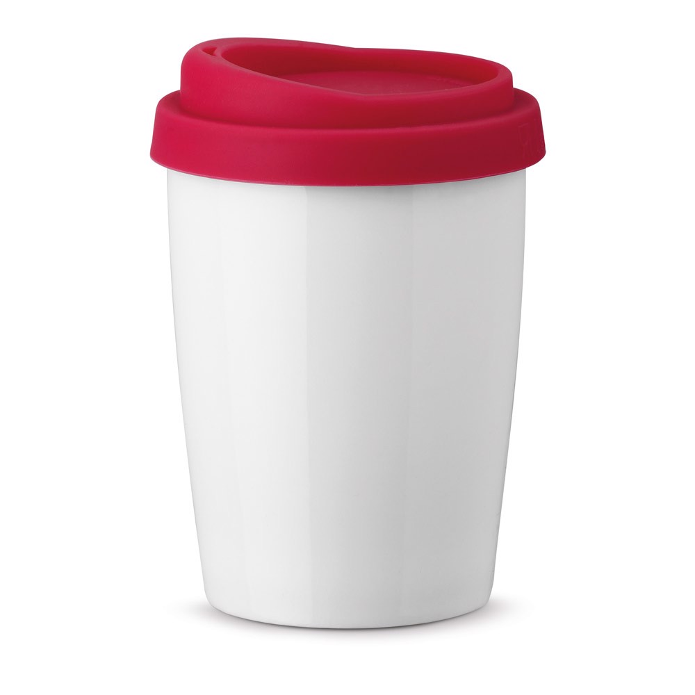 DUWAL. Travel cup 280 ml - Red