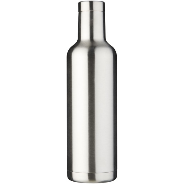 Pinto 750 ml copper vacuum insulated bottle - Silver