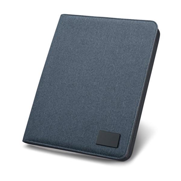SALINGER. A4 folder - Blue