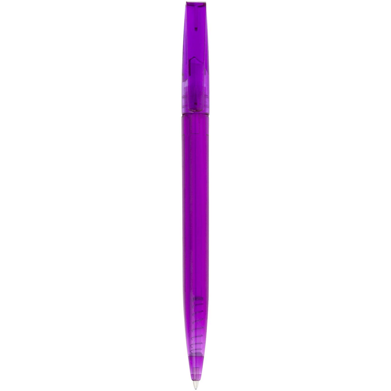 Kuličkové pero London - Purpurová