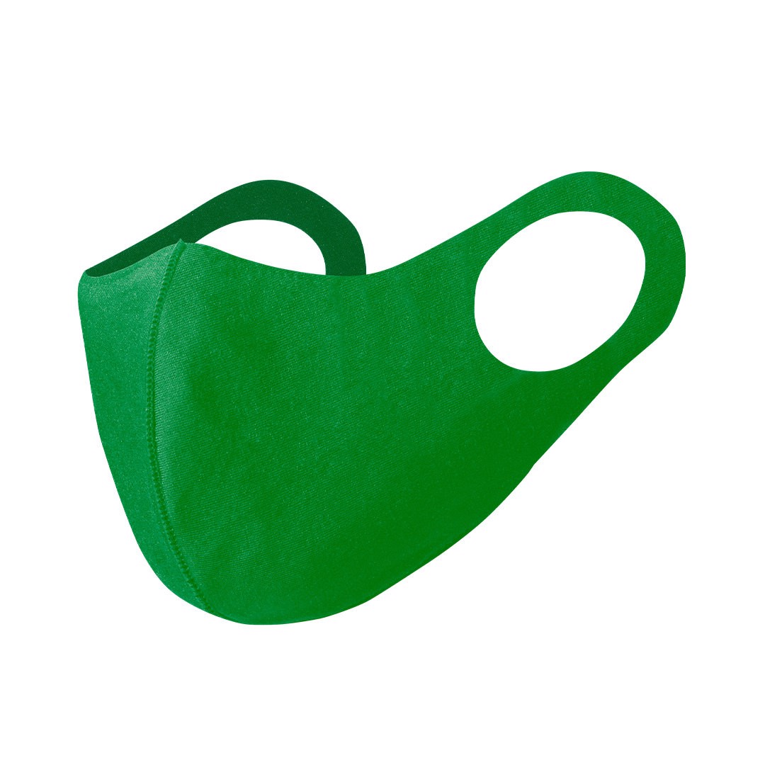 Mascarilla Higiénica Reutilizable Vurin - Verde