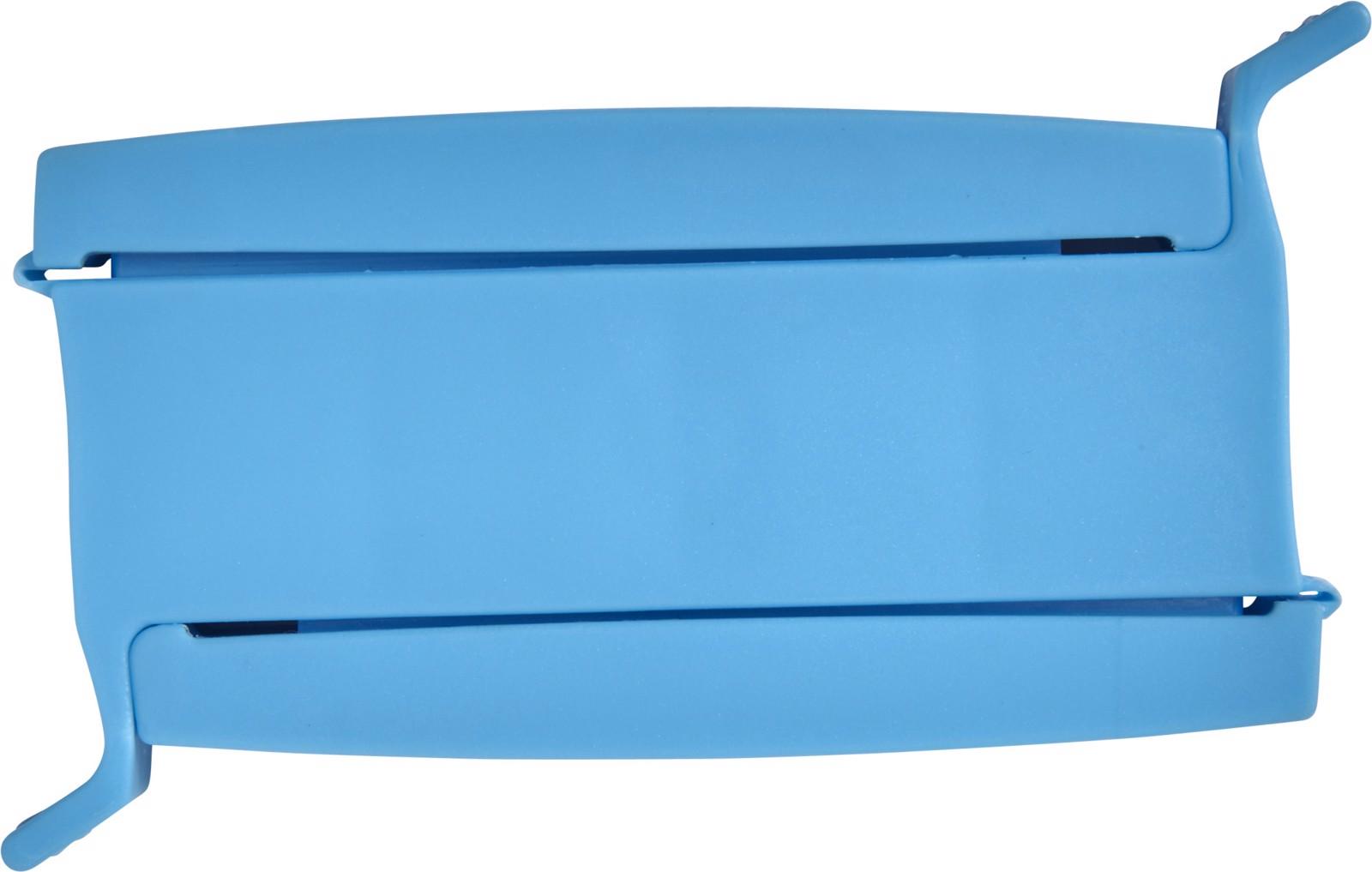Plastic sealing clip - Light Blue