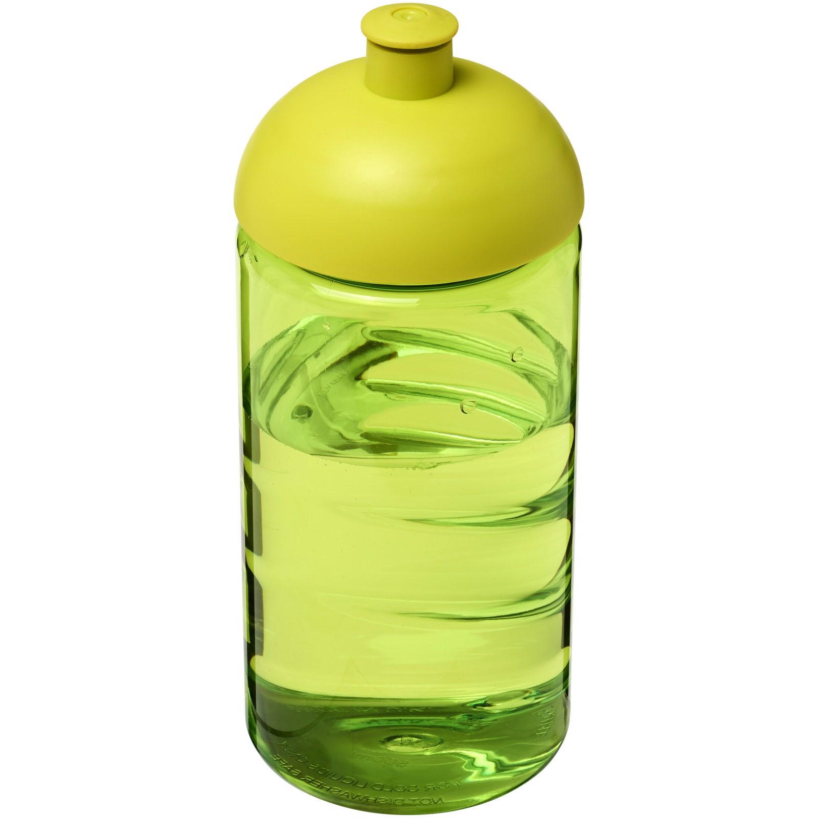 H2O Bop® 500 ml dome lid bottle - Lime