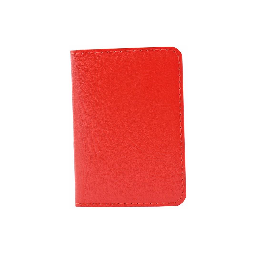 Tarjetero Twelve - Rojo