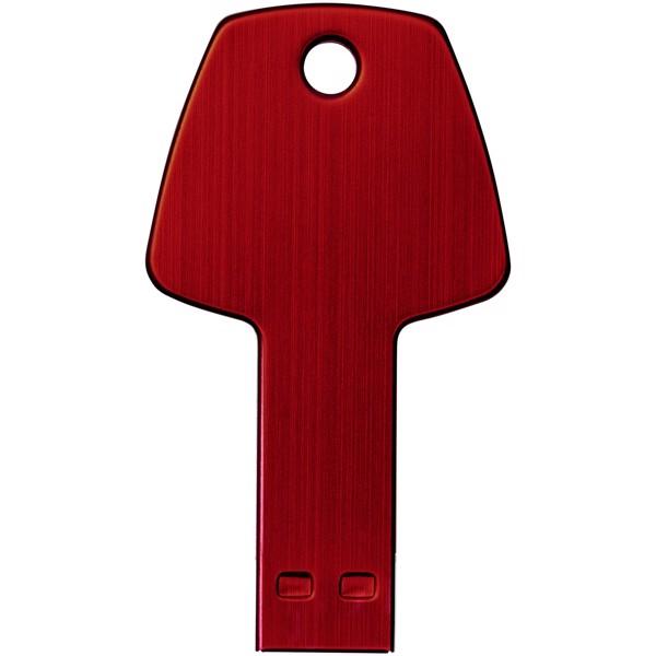 Key 4GB USB flash drive - Red