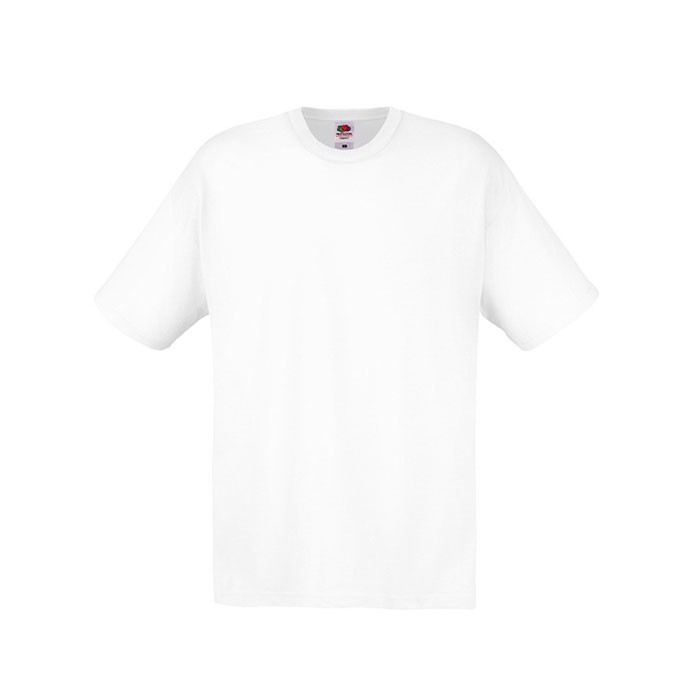 T-shirt Unisex 145 g/m² Original Full Cut 61-082-0 - White / S
