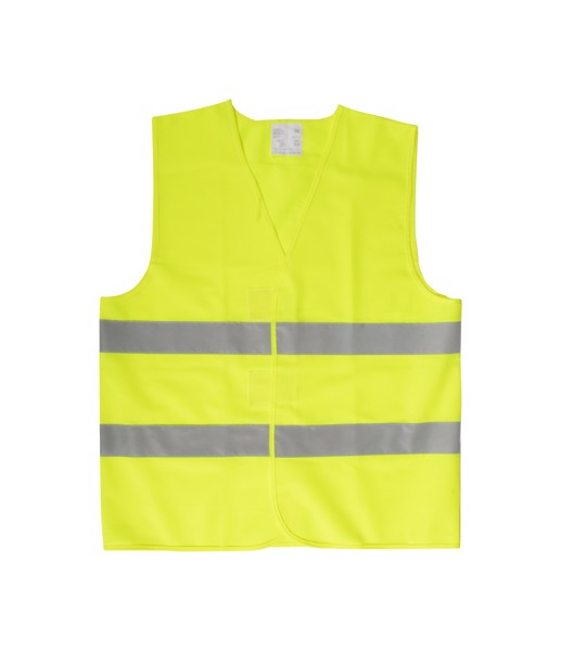 Visibility Vest For Children Visibo Mini - Safety Yellow