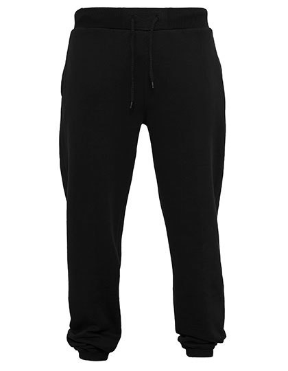Heavy Sweatpants - Black / L
