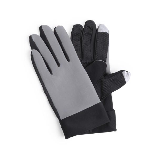 Touchscreen Sport Gloves Vanzox - Grey