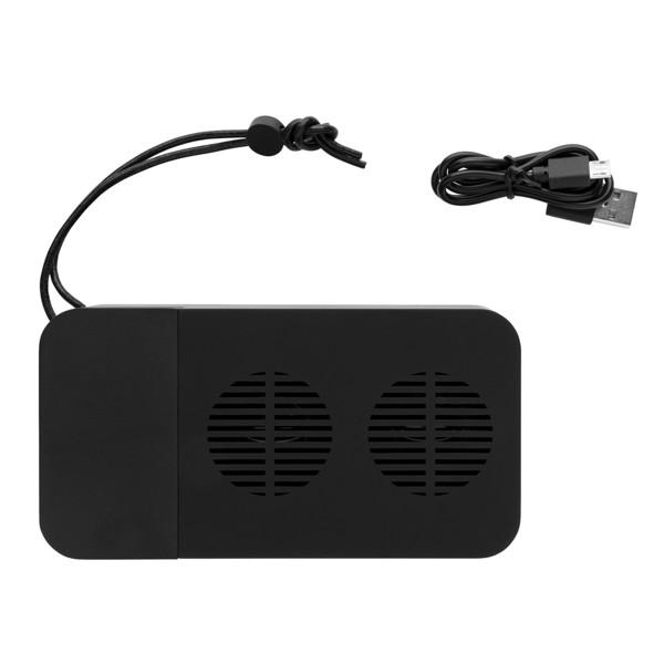 Aria 10W-os vezeték nélküli hangszóró - Fekete