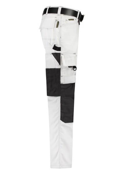 Pracovní kalhoty unisex Tricorp Cordura Canvas Work Pants - Bílá / 48