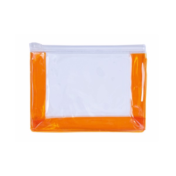 Beauty Bag Lobe - Orange