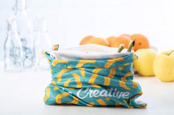 Custom Produce Bag SuboProduce - White