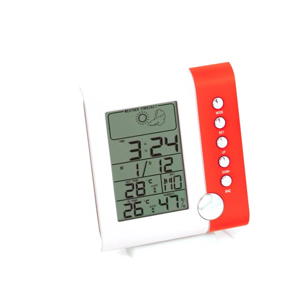 Weather Station Ceres - Red