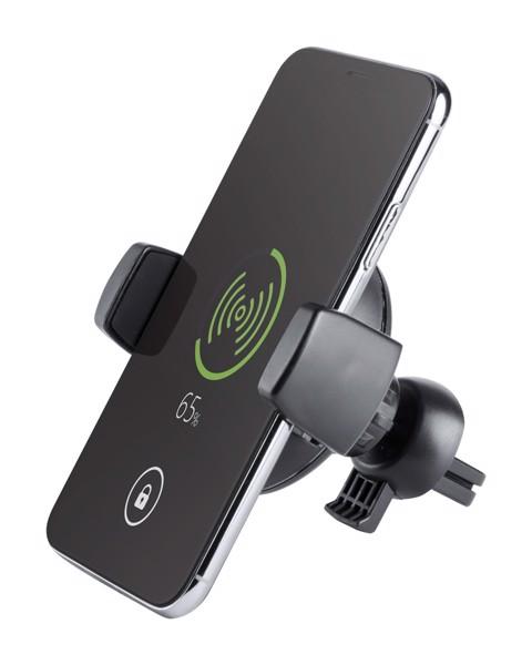 Stojánek Na Mobil Do Auta Vualax - Černá