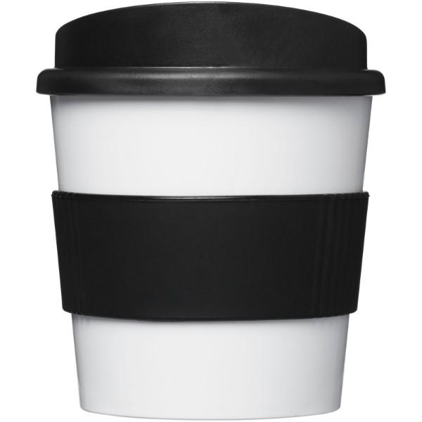 Hrnek s rukojetí Americano® primo 250 ml - Bílá / Černá