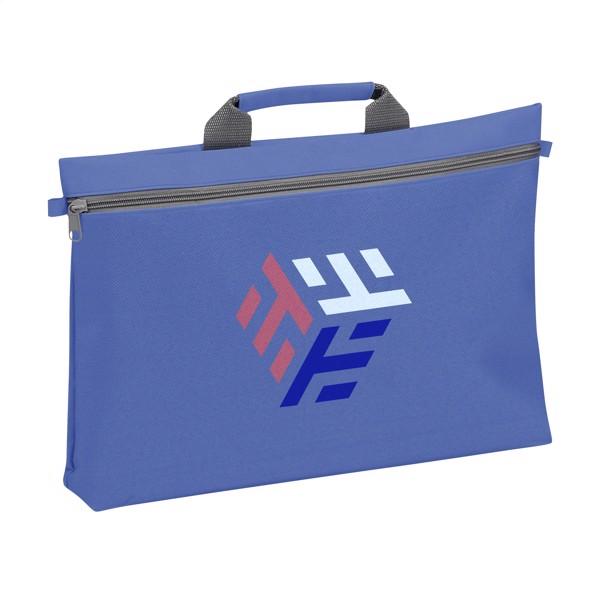 DocuTravel document bag - Cobalt Blue