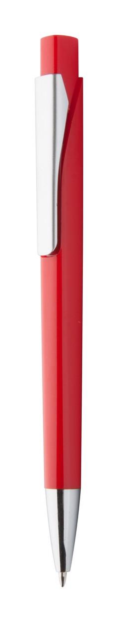 Kuličkové Pero Silter - Červená