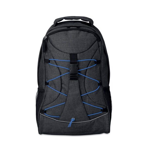 Plecak Glow Monte Lema - niebieski