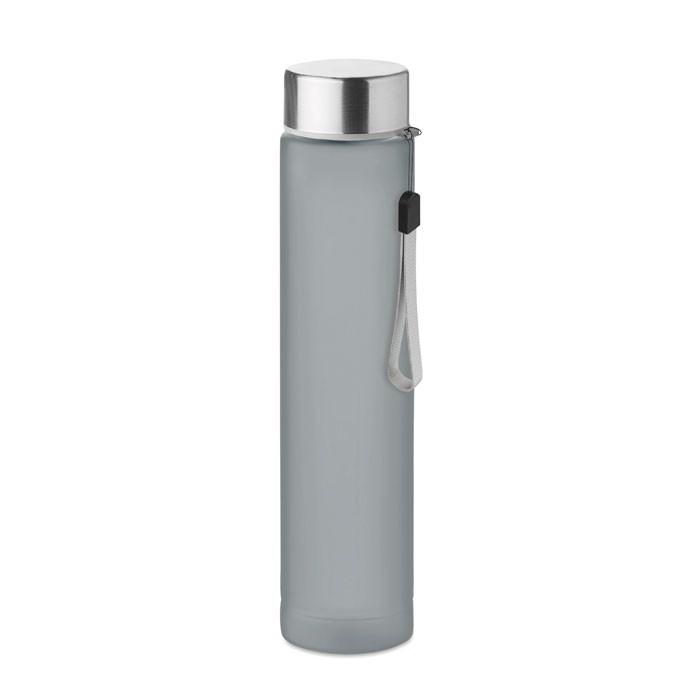 Travel bottle 300 ml Utah Slim - Grey