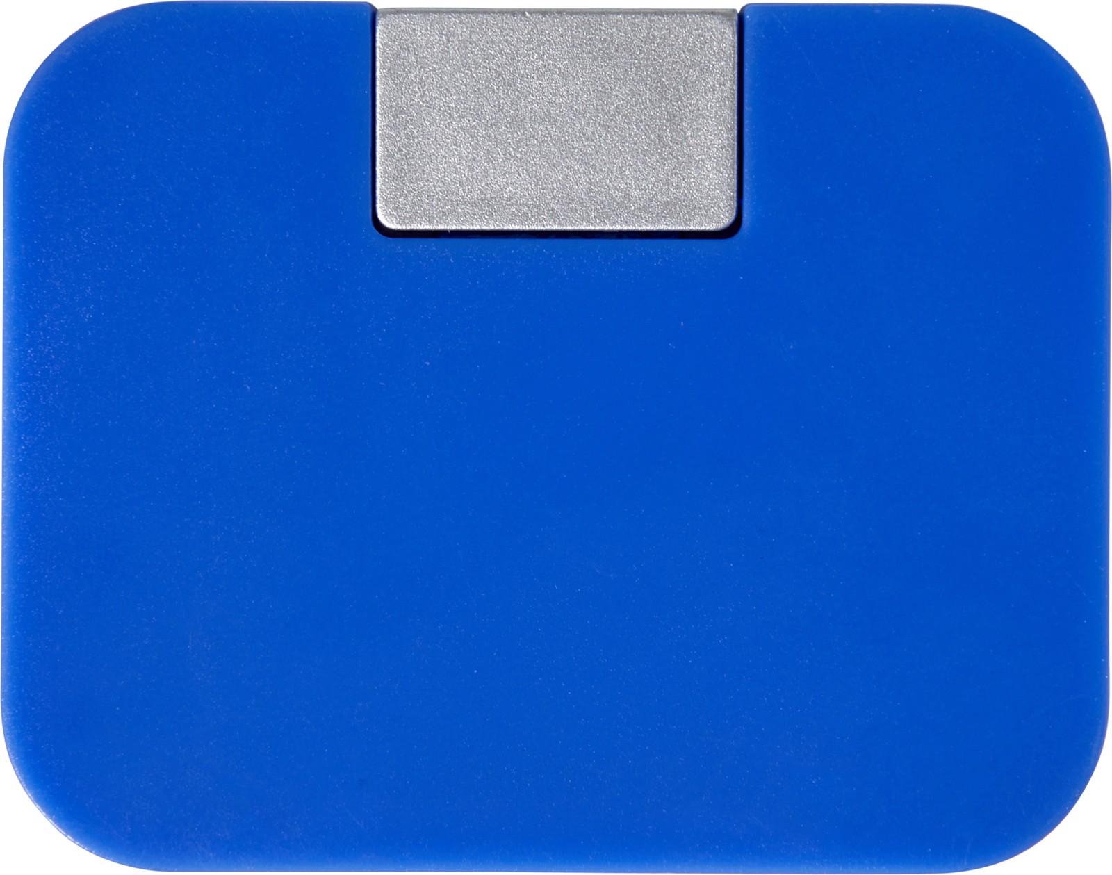 ABS USB hub - Blue