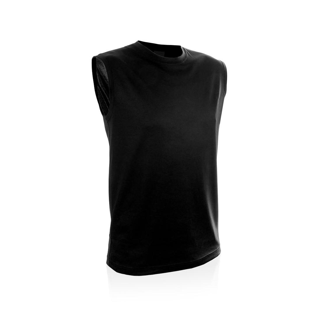 Camiseta Adulto Sunit - Negro / S
