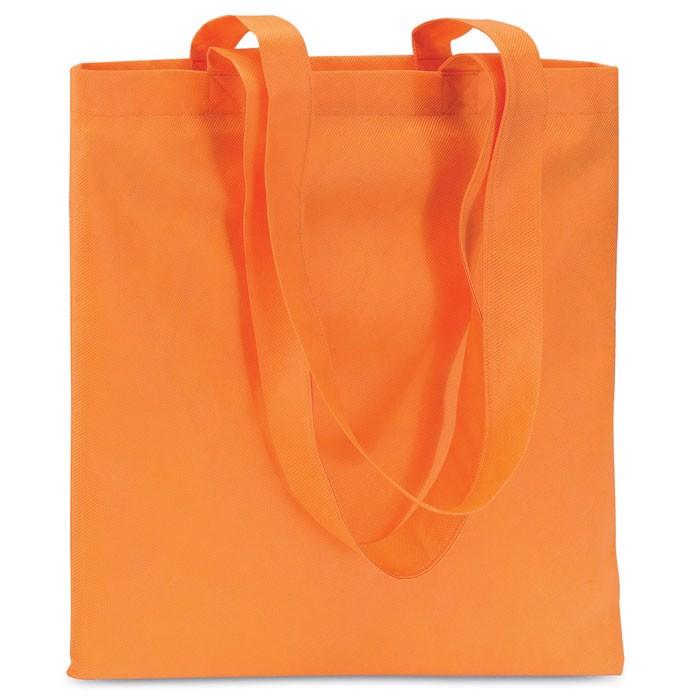 Torba na zakupy Totecolor - pomarańczowy