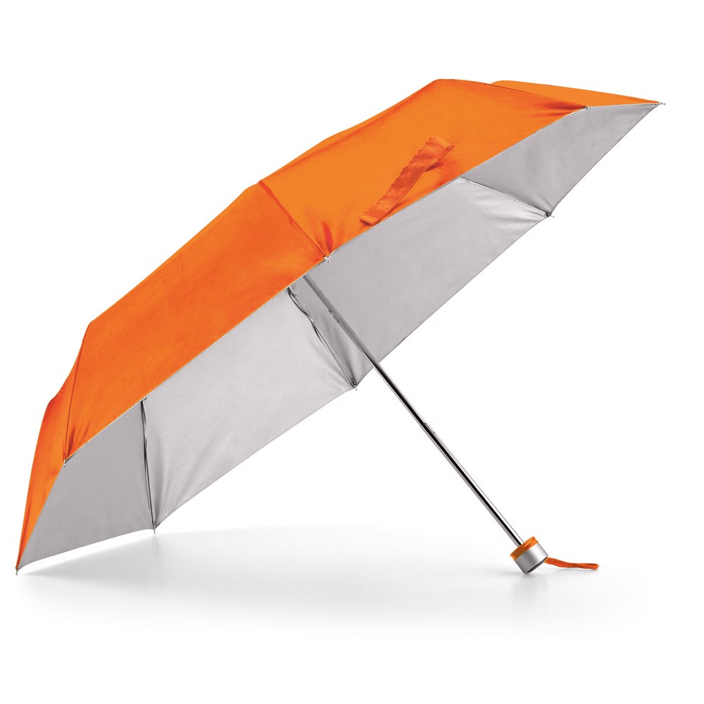 TIGOT. Skládací deštník - Oranžová