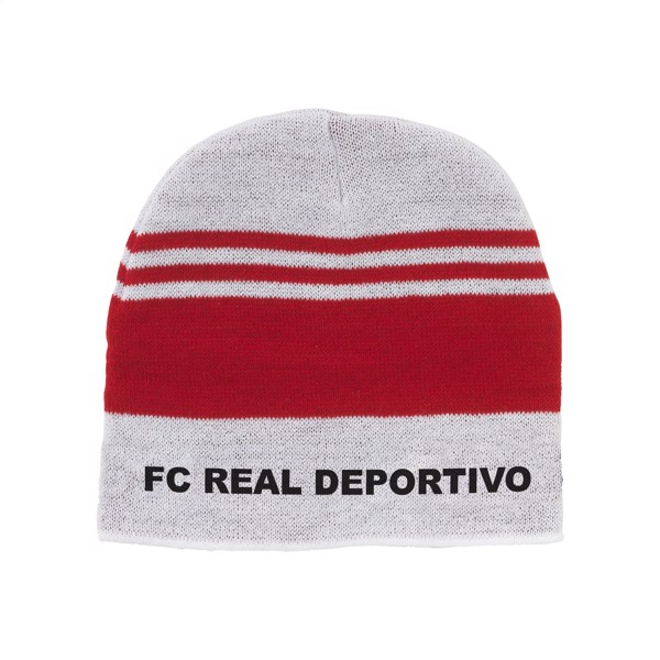 Supporter Beanie including design