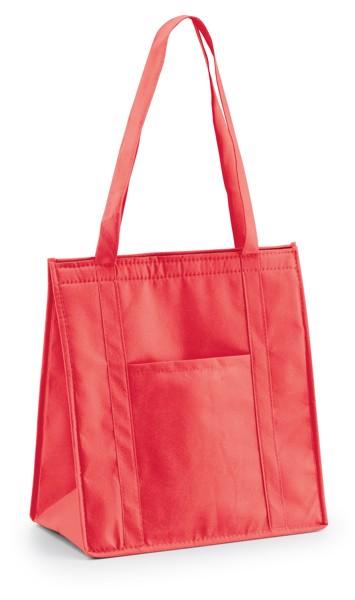 ROTTERDAM. Cooler bag 10 L - Red